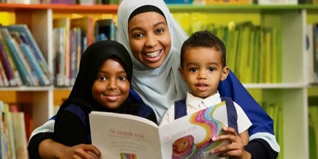 The Rainbow Hijab - Islamic storytime tickets