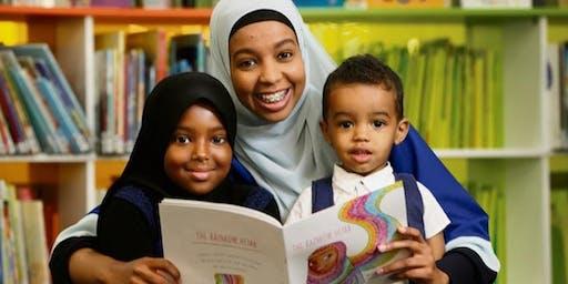 The Rainbow Hijab - Islamic storytime