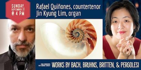 CSM Concerts   Rafael Quiñones & Jin Kyung Lim tickets