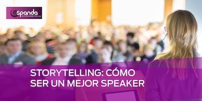 Entrenamiento: Storytelling: Cómo ser un mejor Speaker
