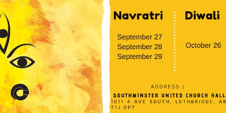 Navratri & Diwali 2019 in Lethbridge tickets