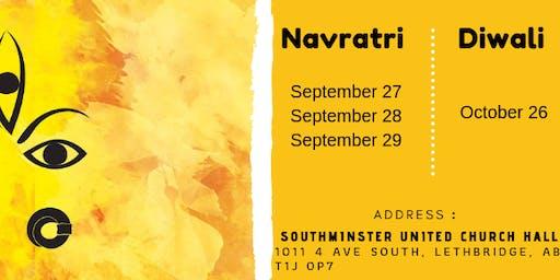 Navratri & Diwali 2019 in Lethbridge