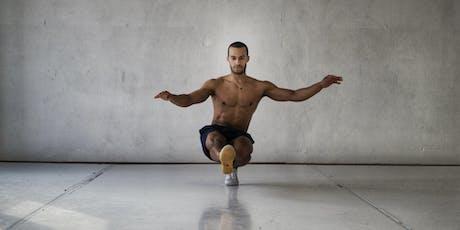 SAMotion WORKSHOP: Movement & Mobility mit Karimu Samuels Tickets