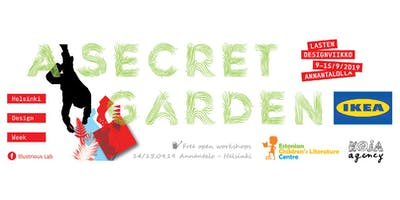 'A Secret Garden' free workshops - Helsinki Children's Design Week