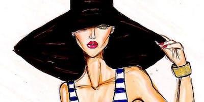 London Fashion Week pop-up at Nolita Social (in Bulgari Hotel) Knightsbridge: Tue 17 Sept