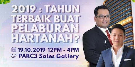 Sembang Hartanah (anjuran EUPE Corporation Berhad) tickets