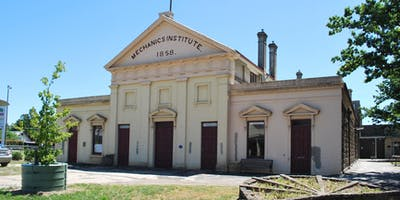 Kyneton Weekend Writing Workshop: Writing with Observation and Detail