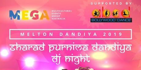 Melton Sharad Purnima DJ Dandiya Night 2019 tickets
