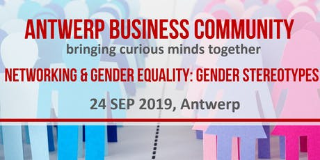 ABC #31 Networking & Gender Equality: gender stereotypes tickets