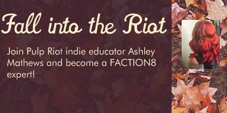 Fall into the Riot tickets