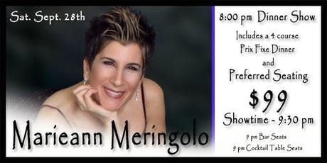 Marieann Meringolo  tickets