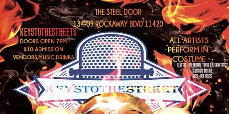 Keystothestreets Halloween Showcase tickets