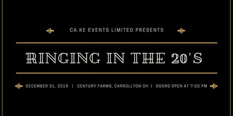 Ringing in the 20's New Years Eve Bash at the Barn tickets