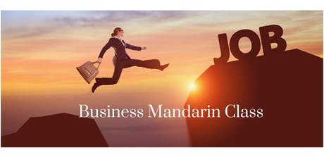 Business Chinese Class for beginners - Saturday tickets