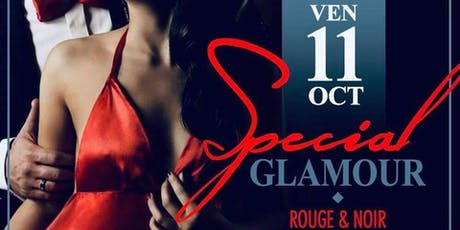 Special Glamour, 3e édition: rouge & noir tickets