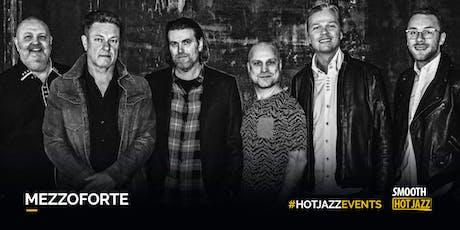 Mezzoforte  - Gastro-jazz Experience entradas