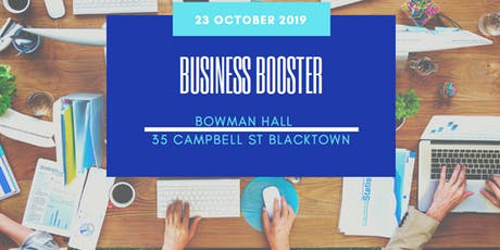 Business Booster - Greater Western Sydney tickets