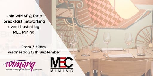Diverse insights: Women in mining networking breakfast
