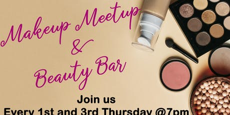 Makeup Meetup & Beauty Bar tickets