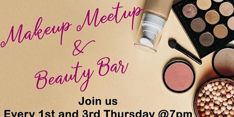 Makeup Meetup & Beauty Bar  tickets