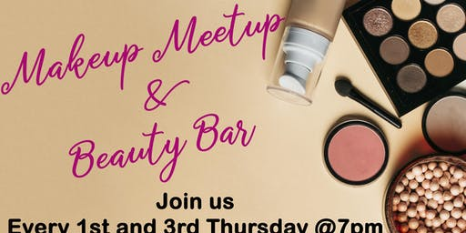 Makeup Meetup & Beauty Bar
