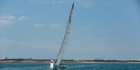 Coaching régate - La Rochelle billets
