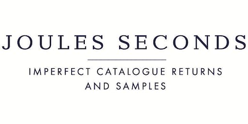 Joules Imperfect Catalogue Returns and Samples SALE