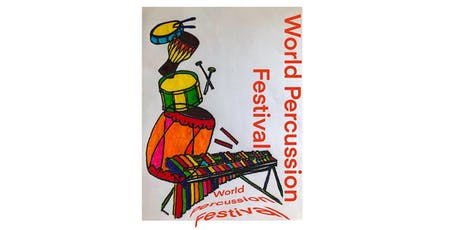 World Percussion Festival 26th October 2019 tickets