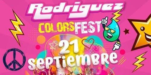 Rodríguez color fest