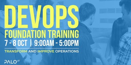 ICAgile Certified Foundations of DevOps Training - October 2019 tickets