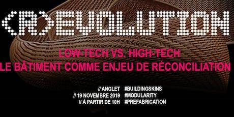 Low-Tech vs High-Tech: Le bâtiment comme enjeu de réconciliation ? billets
