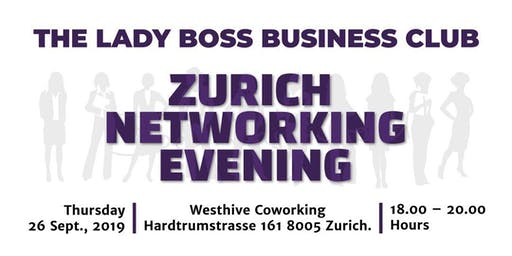 The Lady Boss Business Club Networking Evening - By SEM