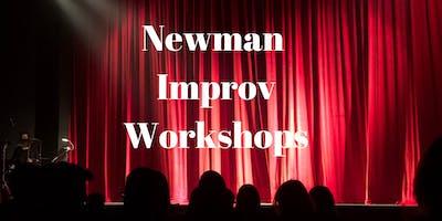 Improvisation acting workshops