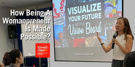 [EXCLUSIVE WORKSHOP] How Being A Womenpreneur Is Made Possible? @PJ tickets