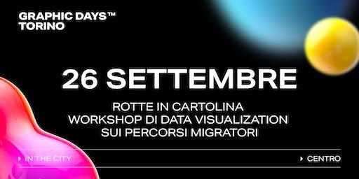 Graphic Days Torino: in the city | ROTTE IN CARTOLINA