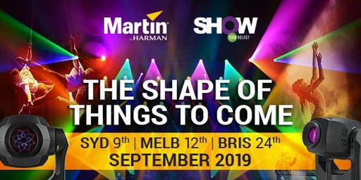 BRIS Martin Event - The Shape of Things to Come - 24 Sept 2019