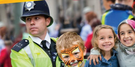 Crime Prevention Roadshow and BD3 Family Fun Day tickets
