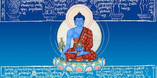 LIÈGE 9 Oct | Initiation à la Méditation du Bouddha Médecine | Lama Samten