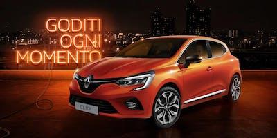 Nuova Renault Clio. Il lancio ufficiale.
