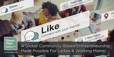 [SPECIAL] ECom Biz Workshop - LEARN TO EARN AS A WOMEN COMMUNITY! tickets