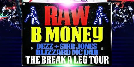 Break a leg Tour tickets