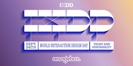 IxDD Newcastle: Ethical user-centred design tickets