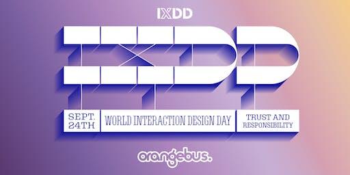 IxDD Newcastle: Ethical user-centred design