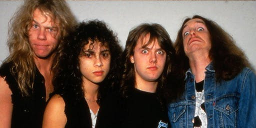 Damage Inc. (Metallica Tribute) + DJ Billy Vidal