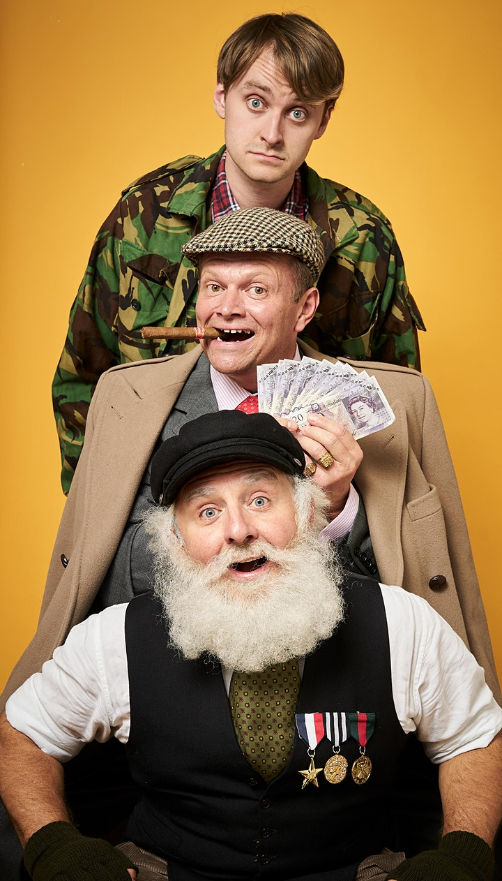 Only Fools - The Cushty Dining Experience image
