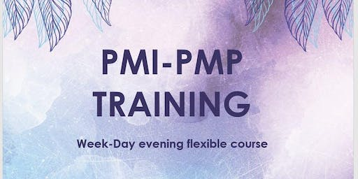 PMP Training in Mountain View, CA (Online)