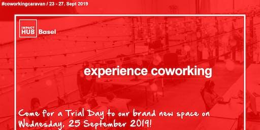 #CoworkingCaravan - Open Doors Day at Impact Hub Basel