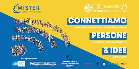 Decennale Mister Smart Innovation - Connettiamo Persone & Idee biglietti
