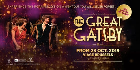The Great Gatsby (Vlaamse versie) billets