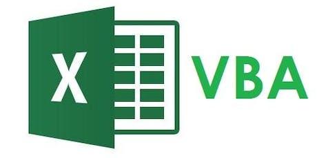 免費 - Microsoft Excel VBA 應用工作坊 (Cantonese Speaker) tickets